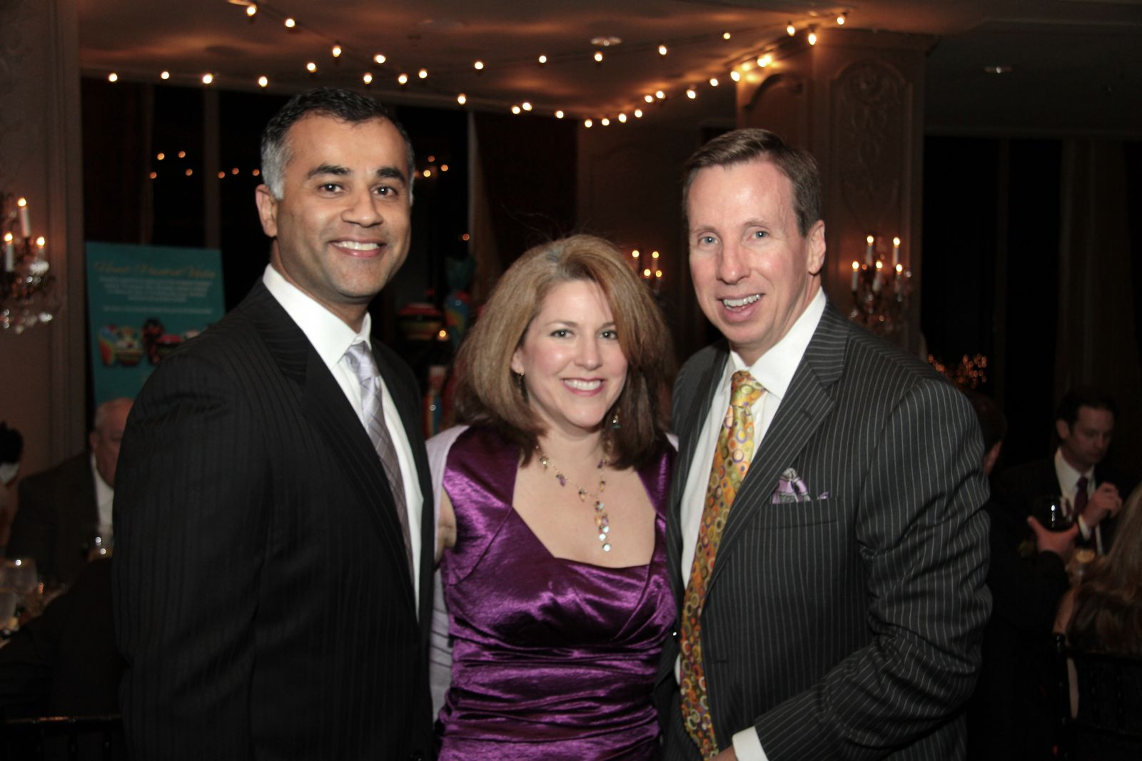 Mush Khan, Stacey Wood, Trey Wood