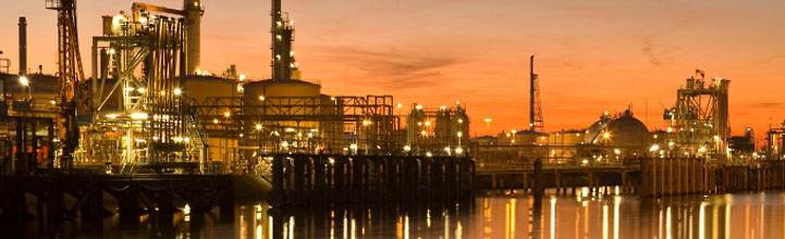 Petrochemical and refining information from O'Rourke Petroleum